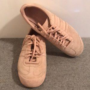 Adidas Samoa in blush